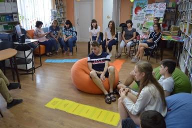 Академія діалогу та порозуміння / Толерантність і недискримінація (м. Гірське)